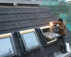 坡屋顶天窗定制