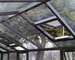 阳光房天窗