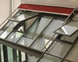 阳光房天窗设计
