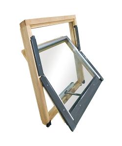 铝木电动天窗